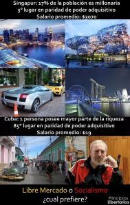 Singapur vs Cuba