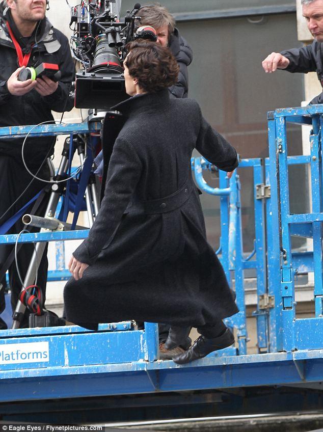 Caída de Sherlock Holmes