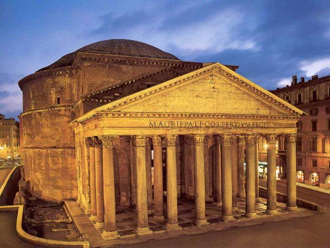 El Panteon de Agripa